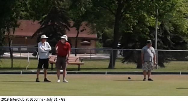 2019 InterClub at St Johns G2