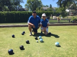 2019 Mixed Pairs perfect 6 end