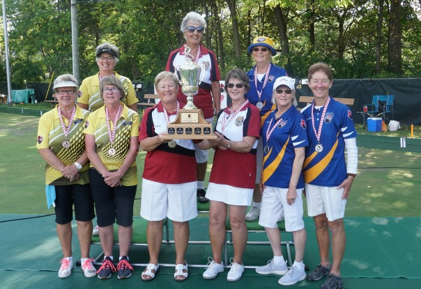 2019 Prov Ladies Sr Triples a