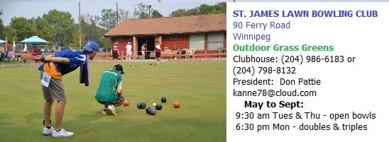 St James club promo